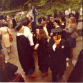 1975 Graduation: Throngs of Attendees