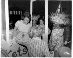 1975 Founder's Day: Ticket Booth