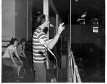 1975 Founder's Day: Auctioneer