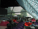 Seattle Central Library; Seattle Public Library