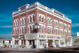 Brigham City Mercantile and Manufacturing Association Mercantile Store (now First Security Bank...