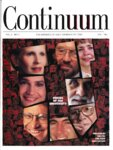 Continuum 1996 Fall (Vol. 6, no. 2)