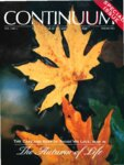 Continuum 1993/1994 Winter (Vol. 3, no. 3)