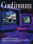 Continuum 1994 Summer (Vol. 4, no. 1)