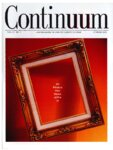 Continuum 2001 Summer (Vol. 11, no. 1)