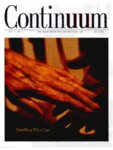 Continuum 2001 Fall (Vol. 11, no. 2)