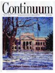 Continuum 2001/2002 Winter (Vol. 11, no. 3)
