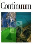 Continuum 1995 Fall (Vol. 5, no. 2)