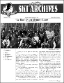 Utah Ski Archives Newsletter,...