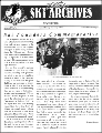 Utah Ski Archives Newsletter, Autumn 1993, no. 3
