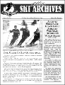 Utah Ski Archives Newsletter, Autumn 1998, No. 13