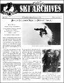 Utah Ski Archives Newsletter, Fall, 1999