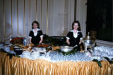 75th Anniversary Banquet, servers [6]