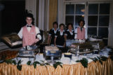75th Anniversary Banquet, servers [8]