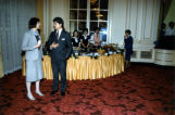 75th Anniversary Banquet, servers [9]