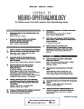 Journal of Neuro-Ophthalmology, March 2015, Volume 35, Issue 1