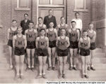 1944 Murray High School Basketball Team