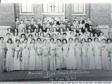 1937 Murray High School Graduation Class
