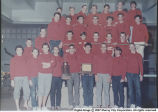 1986-87 Murray High School Boys Swim Team