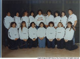 1982-83 Murray High School State Champion Girls Swim Team