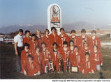 1982 Murray High School Cross Country Team