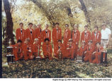 1983-84 Murray High School Cross Country Team