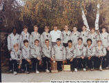 1985-86 Murray High School Cross Country Team