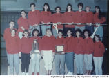 1986-87 Murray High School Girls Swim Team