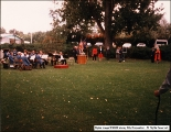 Constitution Circle Dedication in Murray Park 1986