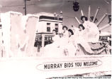 1941 Murray Bids You Welcome Float