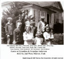 """Easter at Grandma & Grandpa Anderson's - 1947"