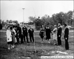 Murray Park Arboretum Dedication 1968