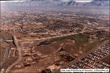 Aerial view of Murray Golf Course 1985