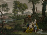 The Rest on the Flight into Egypt;