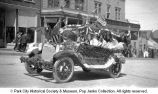 Fourth of July parade 1910