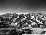 Aerial view of Park City ca. 1962