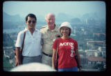 Lennox Tierney tour of China, 1980 [29]