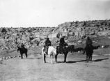 Men on horseback, 1903