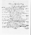 Bill for James Forney dated Sept. 22, 1859;