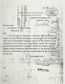 Agent Downs to Commissioner of Indian Affairs dated Aug. 19, 1907