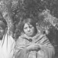 Mary Cantsee, Pu-ee-timpe, and Rabbit; Allen Canyon, San Juan County, Utah;