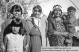 Five generations of Paiute royallty