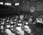 Class of 1960 Graduation ceremony