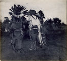 """Sioux"" dance, White Rocks - Summer 1909 [VI];"