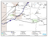 Paiute Reservation Geothermal Resources Map;