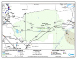 Uintah & Ouray Reservation Geothermal Map