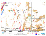 Goshute Reservation Wind Resources Map