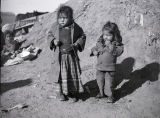 Navajo children -- children of Dan Phillips;
