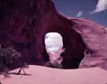 Monument Valley, Ear of the Wind Arch
