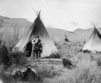 Ute indian abodes